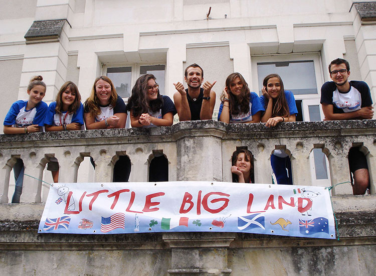 Animateurs de Little Big Land