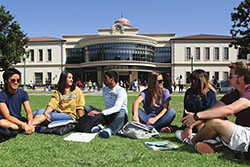 Fullerton college en Californie