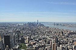 Vue de New York